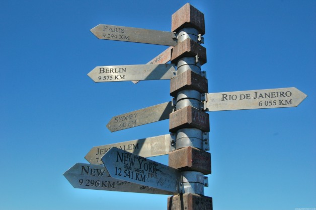 Sign-post-city-locations